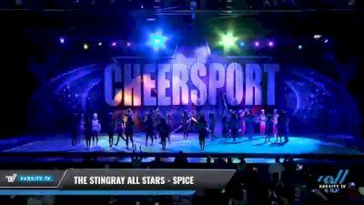 The Stingray Allstars - Marietta - Spice [2021 L5 Senior Coed - Large Day 1] 2021 CHEERSPORT National Cheerleading Championship