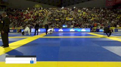JOAO RICARDO vs WANKI CHAE 2018 World IBJJF Jiu-Jitsu Championship