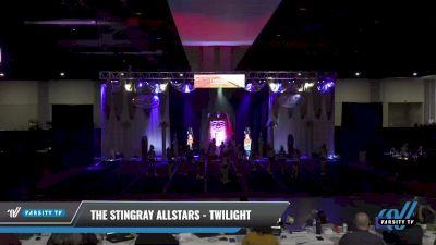 The Stingray Allstars - Twilight [2021 L3 Senior - Small Day 1] 2021 Queen of the Nile: Richmond