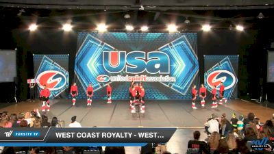 West Coast Royalty - West Coast Royalty [2019 Open Coed Hip Hop Day 1] 2019 USA All Star Championships
