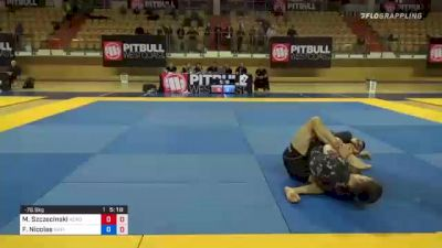 Flexible Guard Leads to Triangle-Armbar at ADCC Trials