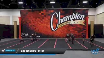 ACX Twisters - Reign [2021 L2 Senior] 2021 Wolfpack Championship