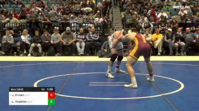 170 lbs Final - Jack Ervien, White River vs Levi Hopkins, Colony