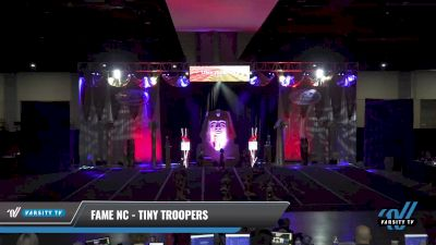 FAME NC - Tiny Troopers [2021 L1 Tiny Day 2] 2021 Queen of the Nile: Richmond