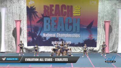 Evolution All Stars - Starlites [2021 L2 Senior] 2021 Reach the Beach Daytona National