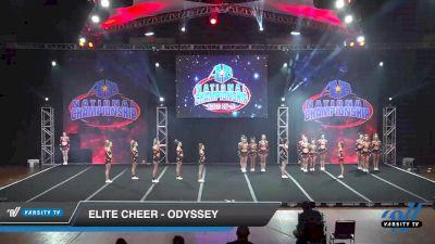 Elite Cheer - Odyssey [2019 Senior 5 Day 2] 2019 America's Best National Championship