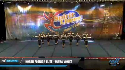 North Florida Elite - Ultra Violet [2021 L2 Senior - D2 Day 2] 2021 South Florida DI & DII Nationals