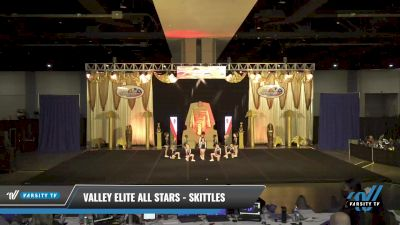 Valley Elite All Stars - SKITTLES [2021 L1 Youth - D2 - Small Day 2] 2021 Queen of the Nile: Richmond