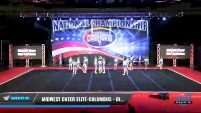 Midwest Cheer Elite-Columbus - Dior4 [2021 L4 Senior Coed Day 2] 2021 ACP: Midwest World Bid National Championship