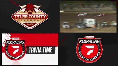 Studio Trivia | Castrol FloRacing Night in America at Tyler County