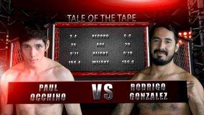 Rodrigo Gonzalez vs. Paul Occhino - Valor Fights 51 Replay