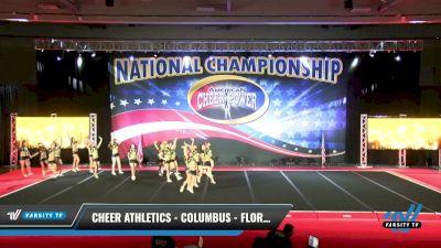 Cheer Athletics Columbus - FloraCats [2021 L6 International Open - NT Day 2] 2021 ACP: Midwest World Bid National Championship