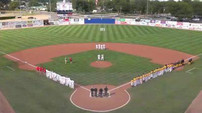 2019 Connie Mack World Series - Midland Redskins vs D-BAT Elite Griffis