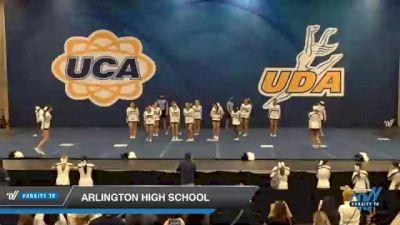 Arlington High School [2020 Small Junior Varsity Day 2] 2020 UCA Magnolia Championship