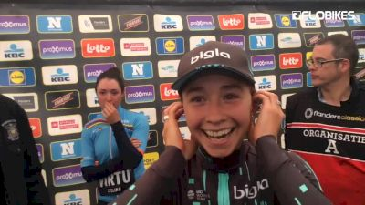 Women's Tour Of Flanders As Narrated By Cecilie Uttrup Ludwig