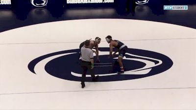 174 lbs, Mark Hall (Penn State) vs Drew Hughes (Michigan State)