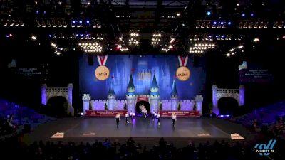 Energizers - Open Kick [2019 All Star Open Kick] UDA National Dance Team Championship