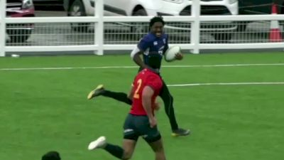 """K-Train"" Scores For USA Rugby"