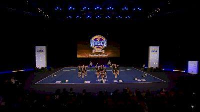 Costa Mesa High School [2020 Small Coed Non Tumbling Semis] 2020 UCA National High School Cheerleading Championship