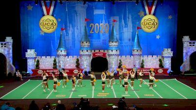 West Forsyth High School [2020 Medium Game Day Division I Finals] 2020 UCA National High School Cheerleading Championship