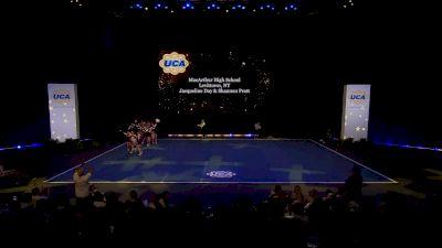 MacArthur High School [2020 Medium Varsity Division II Prelims] 2020 UCA National High School Cheerleading Championship