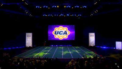 Columbia Academy [2020 Junior High Non Tumbling Game Day Finals] 2020 UCA National High School Cheerleading Championship