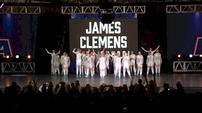 James Clemens High School Blue Angels [2020 Large Varsity Hip Hop Prelims] 2020 NDA High School Nationals