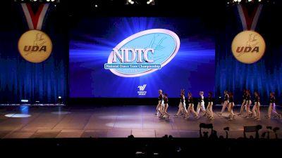 Dutch Fork High School [2020 Large Hip Hop Semis] 2020 UDA National Dance Team Championship