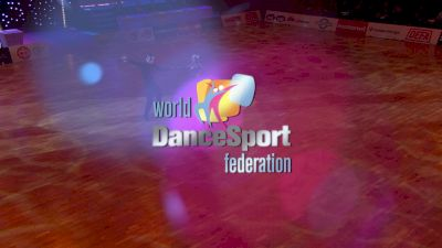 It's Almost Time! The 2019 WDSF GrandSlam Latin Bucharest