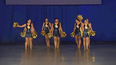 Alderson Broaddus University [2019 Pom Division II Prelims] 2019 NCA & NDA Collegiate Cheer and Dance Championship