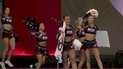 KC Cheer - FIREBALL [2019 L5 International Open Global Coed Semis] 2019 The Cheerleading Worlds