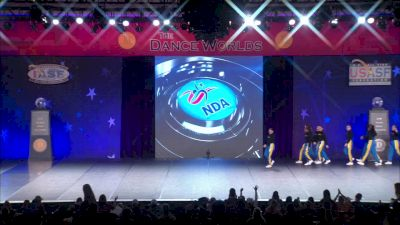 Imperial Athletics - SUPREMACY [2019 Small Senior Coed Hip Hop Finals] 2019 The Dance Worlds