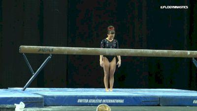 Adrienne Randall - Beam, University of Utah - 2019 GymQuarters Invitational