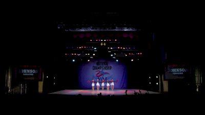 Johnson Legacies [2019 Small Varsity Pom Finals] 2019 NDA High School Nationals