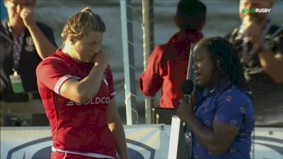 USA v Canada Post-Match Interviews
