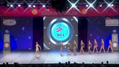 Dancin' Bluebonnets - Senior Jazz [2019 Small Senior Jazz Finals] 2019 The Dance Worlds