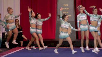 Rock Starz All Stars - Diamonds [2019 L5 Senior X-Small Coed Prelims] 2019 The Cheerleading Worlds