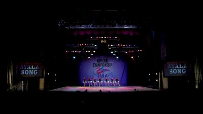 Ayala Song [2019 Small Varsity Pom Finals] 2019 NDA High School Nationals