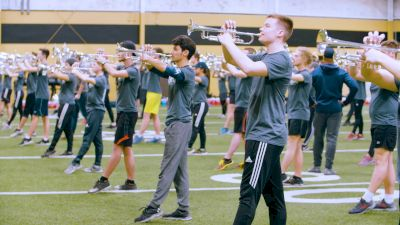 Mic'd Up: Boston Crusaders' Aaron Bailey Teaches Weight Distribution
