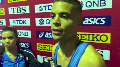 Matthew Centrowitz Didn't Feel Great But Advances, Will Comment On Salazar After Final