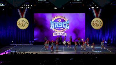 Union County High School [2020 Small Junior Varsity Finals] 2020 UCA National High School Cheerleading Championship