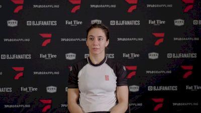 Mayssa Bastos Feeling Good After Quarterfinal Win