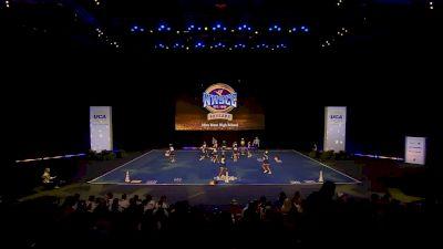 Mira Mesa High School [2020 Medium Varsity Non Tumbling Semis] 2020 UCA National High School Cheerleading Championship