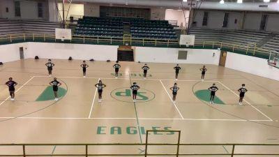 South Pike High School - Varsity All Girl [UCE Home Camp Showcase [High School/Junior High] Game Day ] 2020 Urban Cheer Home Camp Showcase