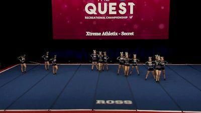 Xtreme Athletix - Secret [2021 L1 Performance Rec - 12Y (NON) - Small Finals] 2021 The Quest