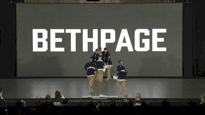 Bethpage Golden Girls [2020 Small Varsity Pom Finals] 2020 NDA High School Nationals