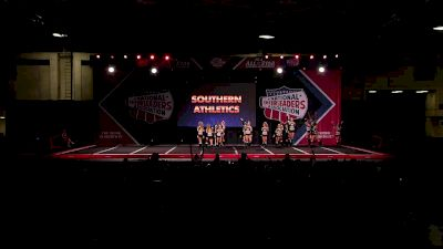 Southern Athletics - Pride5 [2020 L5 Small Senior Coed D2 Day 1] 2020 NCA All-Star Nationals