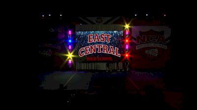 East Central High School [2020 Intermediate Small Varsity Semis] 2020 NCA High School Nationals