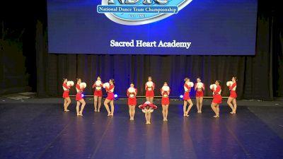 Sacred Heart Academy [2020 Medium Pom Prelims] 2020 UDA National Dance Team Championship