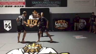 Jason Rau vs Pedro Marinho Jitzking 185lb Tournament